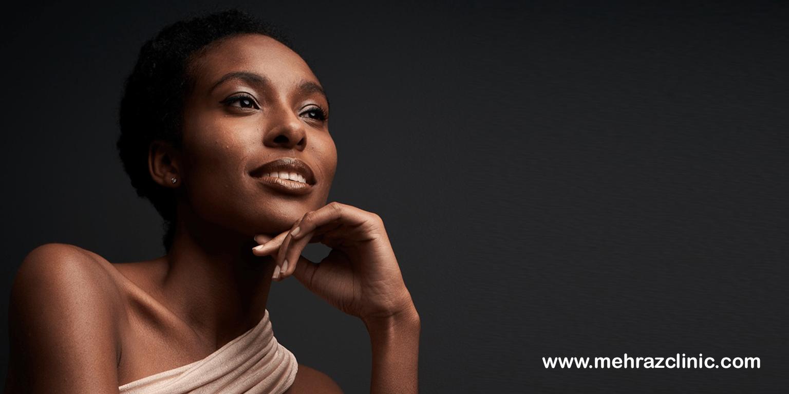 چگونگی تشخیص پوست برای لیزر
