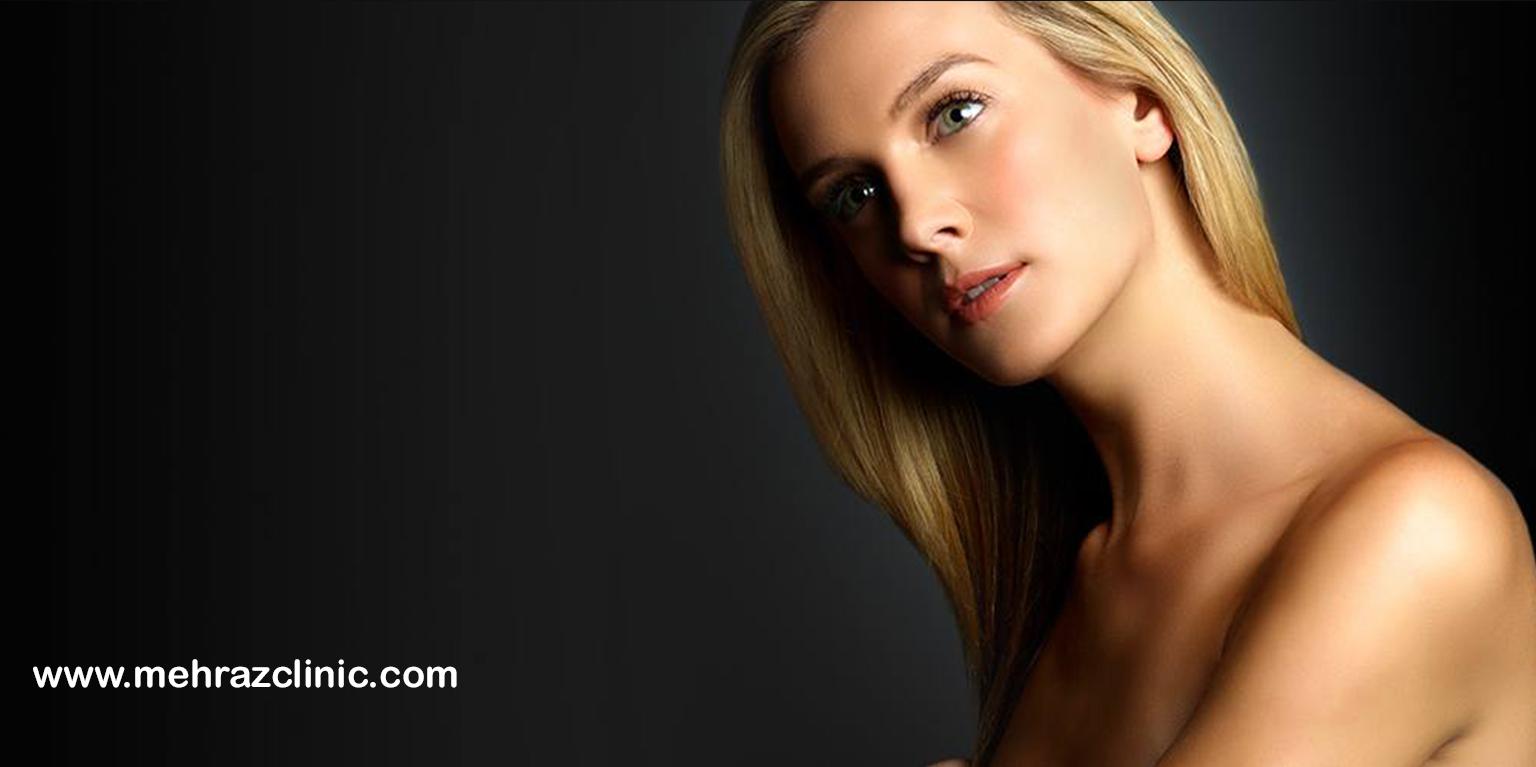 ارتباط لیزر موهای زائد و تیروئید