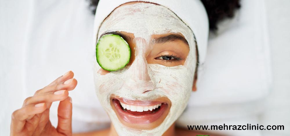 مراقبت از پوست با فیشیال