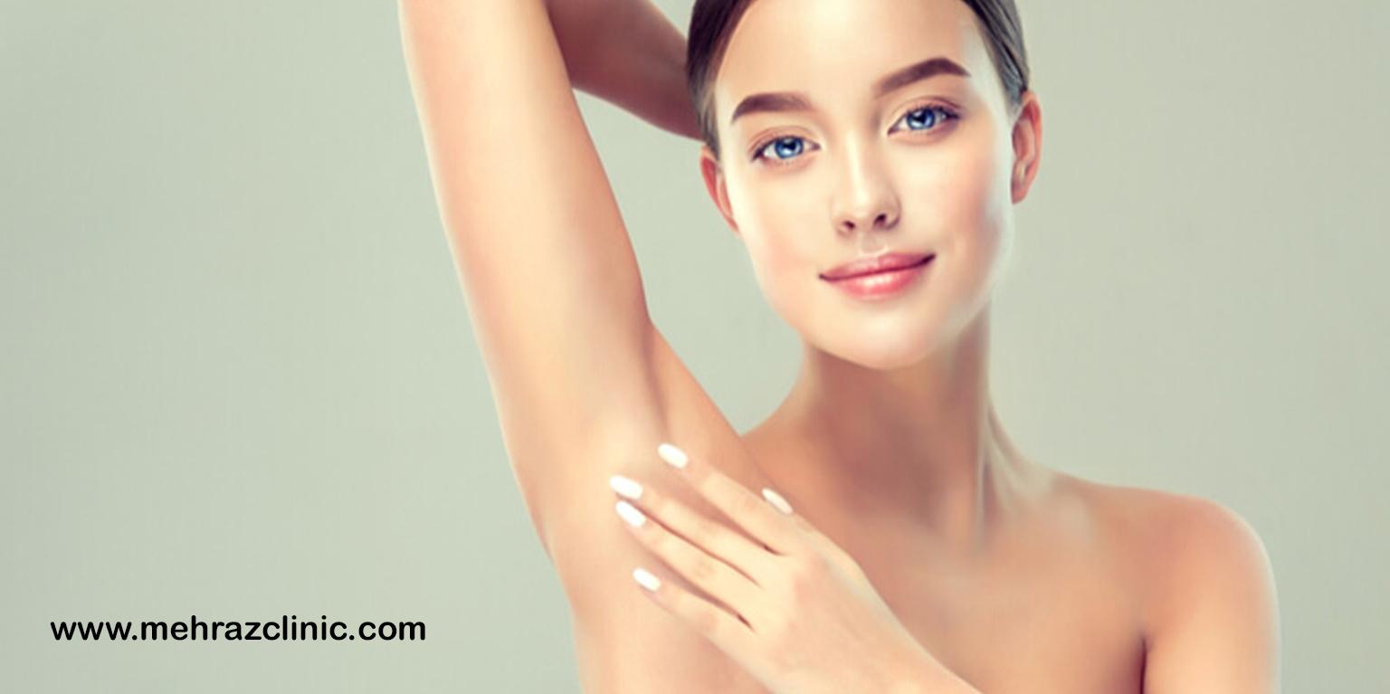 چگونگی درمان موهای زائد بدن