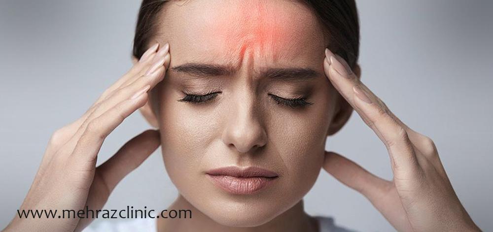 چه نوع سردردهایی با بوتاکس درمان می شوند