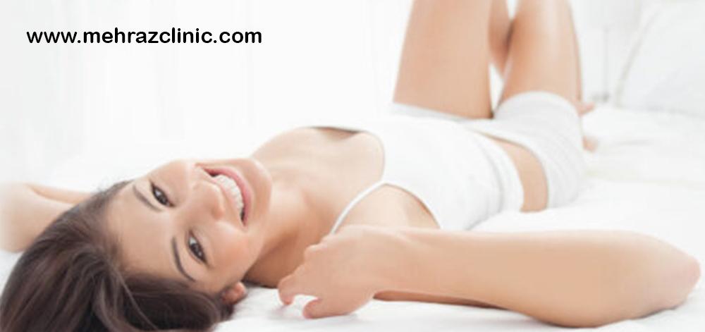 درمان تیرگی بعد از لیزر