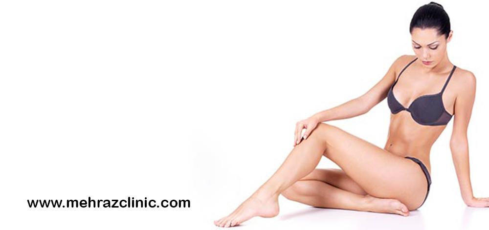 لیزر کیوسوئیچ برای درمان پوستی