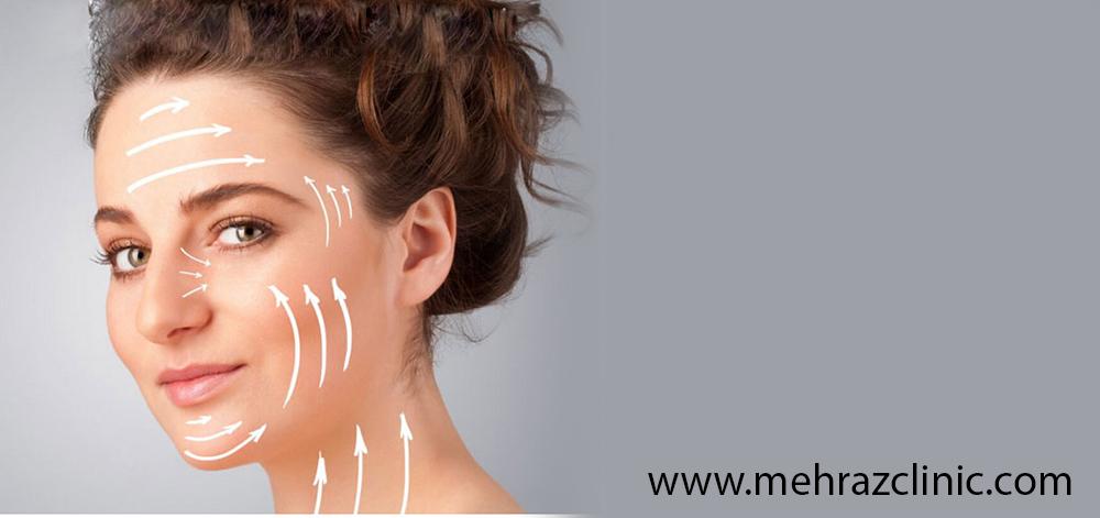 بهبودی صورت بعد از مزوتراپی